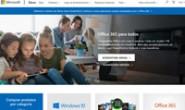 微软巴西官方网站:Microsoft Brasil