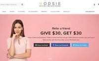 澳大利亚二手奢侈品亚博体育app苹果版:Modsie