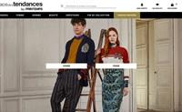 法国Printemps集团的在线商店:Place des Tendances