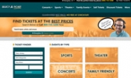 美国购买体育、音乐会和剧院门票网站:SelectATicket