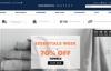 澳大利亚低价床单、毛巾和家居装饰购物网站:Sheridan Outlet