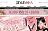 美国亚洲时尚和美容产品的一站式网上商店:Stylevana