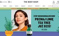美体小铺波兰官方网站:The Body Shop波兰