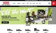 Vans澳大利亚官网:购买鞋子、服装及配件