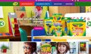 绘儿乐产品官方在线商店:Crayola.com