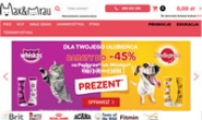 波兰在线宠物商店:Max&Mrau