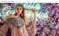 澳大利亚100%丝绸多彩度假装商店:TheSwankStore