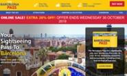 巴塞罗那观光通票:Barcelona Pass