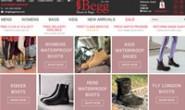 苏格兰领先的多渠道鞋店:Begg Shoes