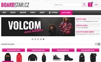 捷克街头、运动和滑板一站式商店:BoardStar.cz