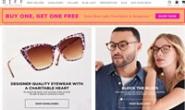 回馈慈善的设计师太阳镜:DIFF eyewear
