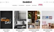 美国家居用品和厨具购物网站:DealsDot