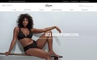 Etam俄罗斯:法国女士内衣和家居服网上商店