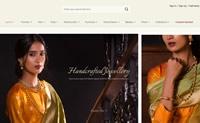 印度手工编织服装和家居用品商店:Fabindi