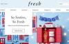 馥蕾诗美国官网:Fresh美国