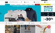 法国体育用品商店:GO Sport