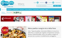 意大利折扣和优惠券网站:Groupalia