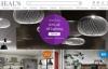 英国现代家具和照明购物网站:Heal's
