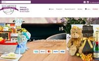 澳大利亚礼品篮网站:Macarthur Baskets