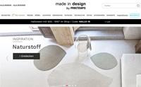 Made in Design德国:设计师家具、灯具和装饰
