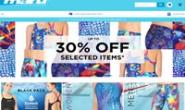 英国时尚泳装品牌:Maru Swimwear