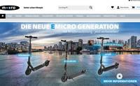 德国购买踏板车网站:Microscooter