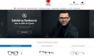 法国购买隐形眼镜和眼镜网站:Optical Center