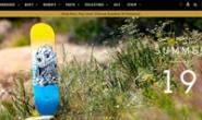 美国传奇滑手Paul Rodriguez创办的街头滑板品牌:Primitive Skateboarding