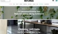 瑞典网上购买现代和复古家具:Reforma