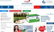 奥地利领先的在线药房:SHOP APOTHEKE