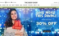 美体小铺印度官网:TheBodyShop印度