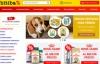 西班牙在线宠物食品和配件商店:bitiba