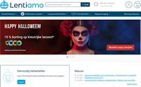 Lentiamo荷兰:在线订购隐形眼镜、隐形眼镜液和太阳镜