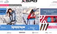 德国滑雪和户外用品网上商店:XSPO