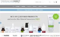 英国独家国际专业护肤品牌的领先零售商:Dermacare Direct(支持中文)
