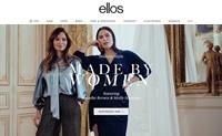 Ellos瑞典官网:北欧地区时尚、美容和住宅领域领先的电子商务网站