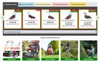 英国最大的割草机购买网站:Just Lawnmowers