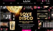 NYX Professional Makeup英国官网:美国平价专业彩妆品牌