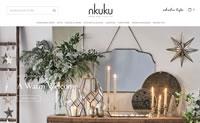 精美的手工家居和生活用品:Nkuku
