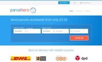 英国最大的在线快递公司之一:ParcelHero
