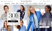 Talbots官网:美国成熟女装品牌