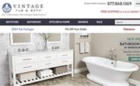 美国浴缸、水槽和水龙头亚博app苹果亚博体育app苹果版:Vintage Tub & Bath