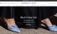Charles&Keith美国官方网站:新加坡快时尚鞋类和配饰零售商