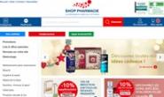 法国在线药房:Shop Pharmacie