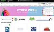 美国办公用品折扣网站:Shoplet.com