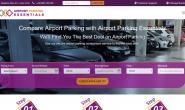 英国比较机场停车场网站:Airport Parking Essentials