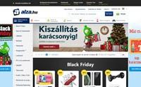 匈牙利超级网上商店和优惠:Alza.hu