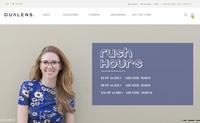 美国眼镜在线零售商:Dualens