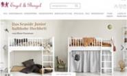 Engel & Bengel官网:婴儿推车、儿童房家具和婴儿设备