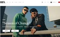 为您搜罗全球潮流時尚品牌:HBX
